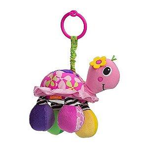 Móbile com Espelho Infantino Tartaruga Arco Iris - Infantino