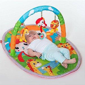 Tapete de Atividades Infantino Jungle Explore & Store - Infantino
