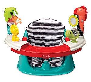 Assento Infantil Infantino Multifuncional 3 em 1 - Infantino