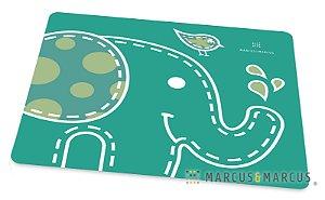 Jogo Americano em Silicone Elefante - Marcus & Marcus