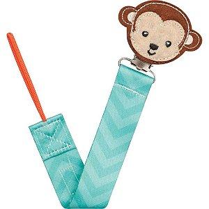 Prendedor de Chupeta Frutti Macaco - Buba