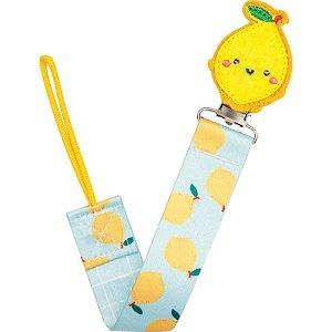 Prendedor de Chupeta Frutti Limão - Buba