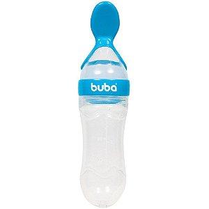 Colher Dosadora para Papinha Azul - Buba