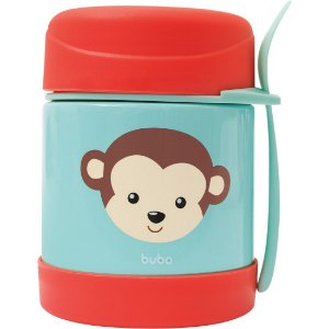 Pote Térmico Animal Fun Macaco - Buba