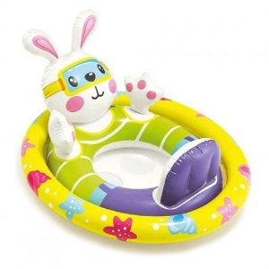 Baby Boat Minha Primeira Boia Coelho - Intex