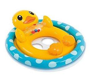 Baby Boat Minha Primeira Boia Pato - Intex