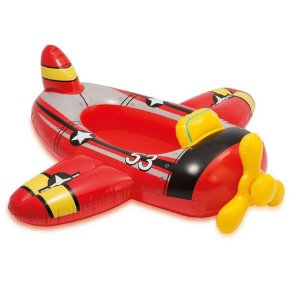 Bote Inflável Infantil Cruisers Avião - Intex