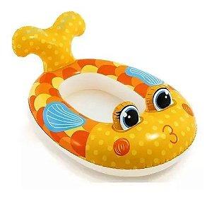 Bote Inflável Infantil Cruisers Peixe - Intex