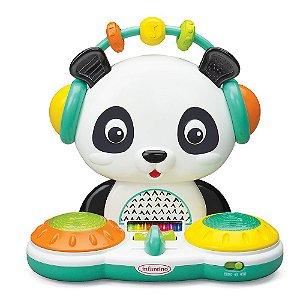 Brinquedo Interativo Musical DJ Panda - Infantino