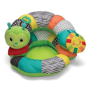 Apoio e Assento para Bebê Lagarta - Infantino