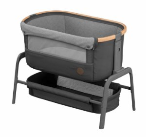 Berço Portátil Co-Sleeper Iora Essential Graphite - Maxi Cosi