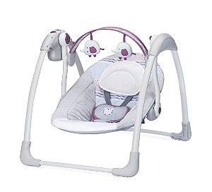 Cadeira de Descanso Automática Plush Toys Lilás - Mastela