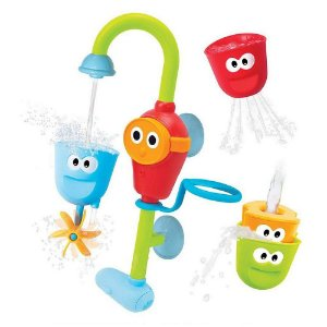 Brinquedo Chuveirinho de Banho Flow N Fill Spout - Yokidoo