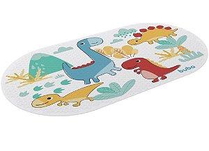 Tapete para Banho Antiderrapante Dino - Buba