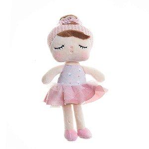 Mini Boneca Metoo Angela Lai Ballet Rosa - Metoo