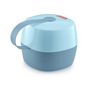 Porta Chupetas Soft Azul - Fisher Price