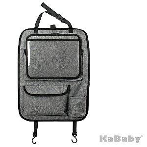 Organizador para Banco Traseiro com Suporte para Tablet - Kababy