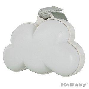 Luminária Musical com Luzes e Sons para Bebê Little Cloud Nuvem - Kababy
