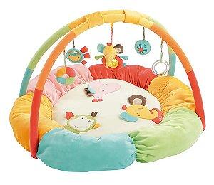 Centro de Atividades para Bebês Safari com Almofadas - Multikids Baby