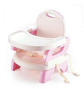Cadeira de Alimentação Portátil Rosa - Mastela