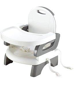 Cadeira de Alimentação Portátil Cinza - Mastela