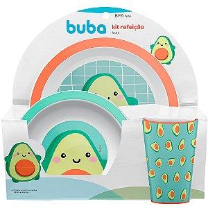Kit Refeição Frutti Avocado - Buba