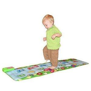 Tapete Musical para Bebê Educativo para Andar - Jolly Jumper