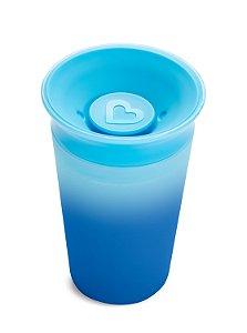 Copo de Treinamento 360 Changing Color Azul - Munchkin