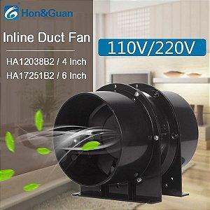 Exaustor Ventilação Para Estufas de Cultivo - 220V