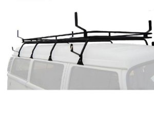 Bagageiro Teto Alto Com Suporte Para Escada Volkswagen Kombi
