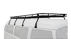 Bagageiro Teto Alto Sem Suporte Para Escada Volkswagen Kombi