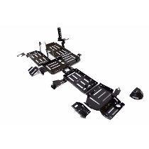 Protetor Inferior Troller T4 2015 (kit C/ 10 Protetores)