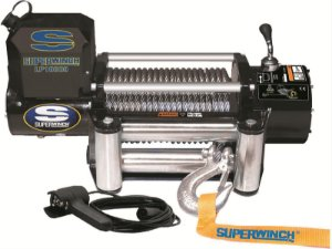 GUINCHO SUPERWINCH ELETRICO LP 10.000