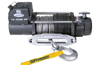 GUINCHO SUPERWINCH TIGER SHARK 11,500 SR SYNTHETIC