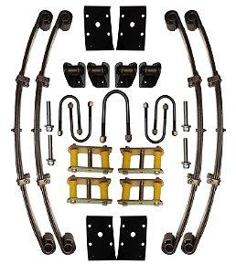 Kit de Suspensão feixe de mola Toyota para Jeep Ford / Willys