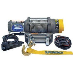 GUINCHO ELETRICO SUPERWINCH TERRA 45