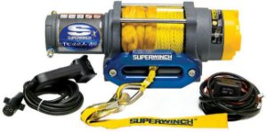GUINCHO ELETRICO SUPERWINCH TERRA 45SR