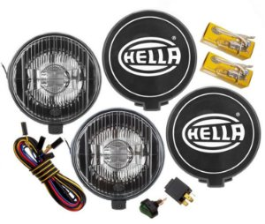 FAROL HELLA 500 BLACK MAGIC EDITION