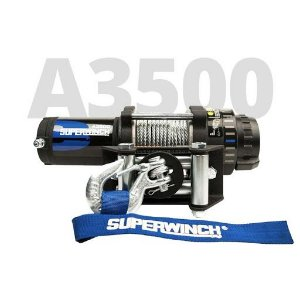 GUINCHO ELETRICO SUPERWINCH ATV A3500