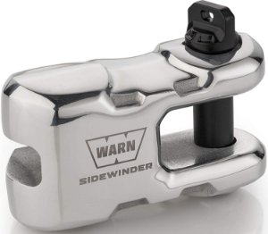 MANILHA WARN SIDEWINDER POLISHED