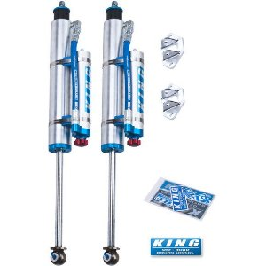 "Amortecedores Dianteiros King Off Road Racing Shocks OEM de 2,5 "" para Jeep Wrangler TJ & Unlimited"