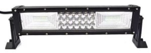 Barra Led Reta 7D 162w 14 Pol + Chicote