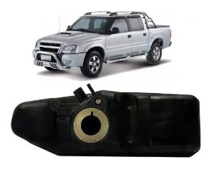 TANQUE PICK-UP S-10 CAB DUPLA DIESEL / GASOLINA ../2012  BOIA MECANICA 75L