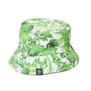 Bucket Hat Cata ovo - Folhas verdes