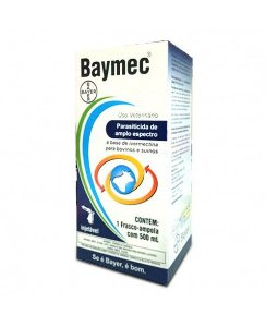 BAYMEC INJ 500ML