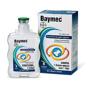 BAYMEC INJ 1% 1L