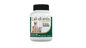 CAL-D-MIX 30 COMPRIMIDOS