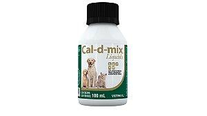 CAL-D-MIX LIQUIDO 100 ML