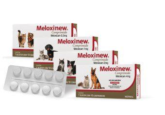 MELOXINEW 0,5 MG 10 COMP.