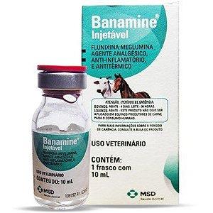 BANAMINE INJ. 10 ML